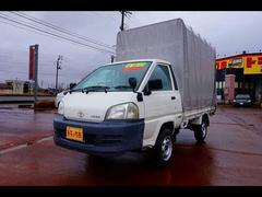 ライトエーストラック0.85t 4WD Sタイヤ ガソリン 幌付平ボディ