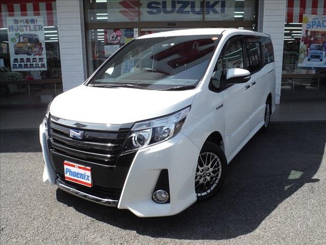 トヨタ HV-Siダブルバイビー トヨタセーフィティセンスC社外ナビ
