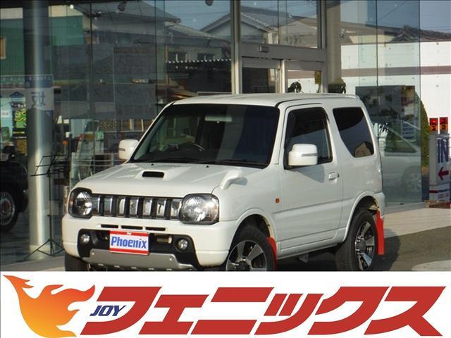 スズキ クロスアドベンチャーXC ナビ TV 切替4WD