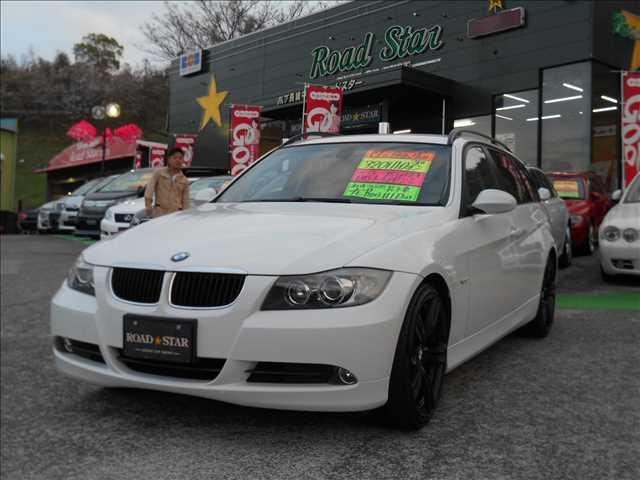 BMW 320iツーリング ハイラインPGK HDDナビ ETC