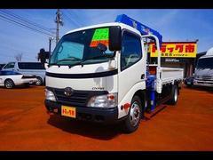 ダイナトラック2.95t FJL 標準ロング 4段クレーン付