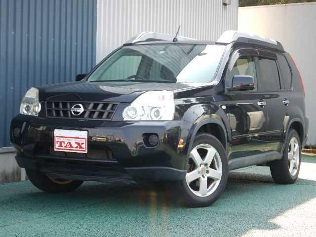 日産 20X 4WD ワンオーナー ハイパールーフレール ナビTV