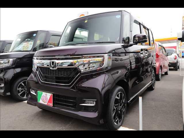 ホンダ カスタム G・EXターボ Honda SENSING 4WD