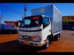 ダイナトラック1.5t FJL Wタイヤ ガソリン アルミバン