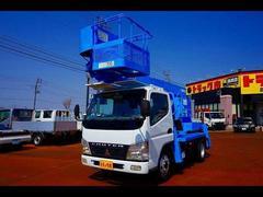 キャンター高床 標準 12m 高所作業車