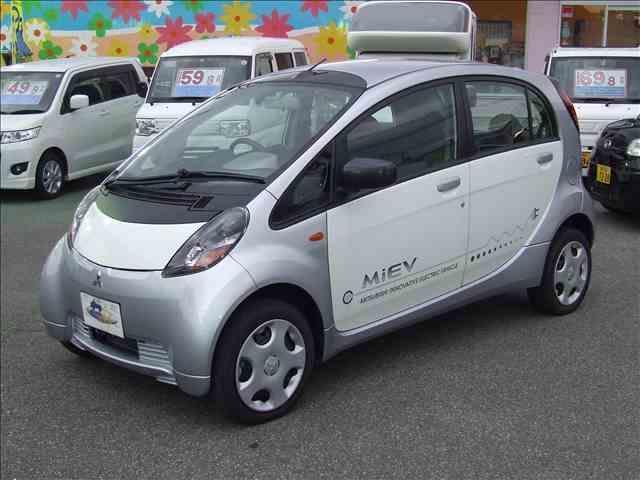 三菱 M 東芝製バッテリー 200V急速充電