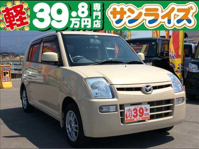 マツダ G2 4WD