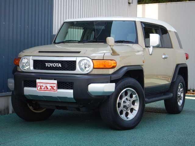 トヨタ カラーパッケージ 4WD ナビバックカメラ