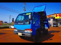 エルフトラック2t 4WD 高床 標準セミロング 標準ダンプ