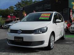 VW ゴルフトゥーランTSIコンフォートライン ワンセグナビ ETC HIDライト