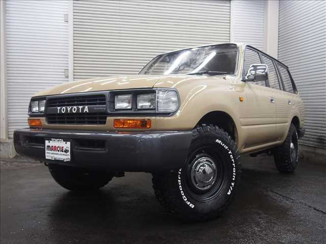 トヨタ VX D-T 5速 輸出角目仕様 マークルオリジナルシート
