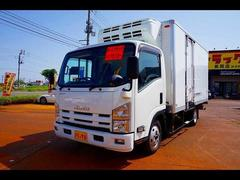 エルフトラック2t ワイドロング 低温冷凍車 スタンバイ付