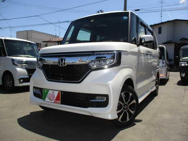 ホンダ カスタム G・L Honda SENSING 4WD