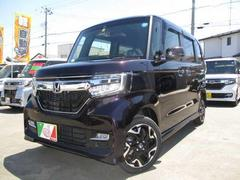 N BOXカスタムカスタム G・Lターボ Honda SENSING 4WD