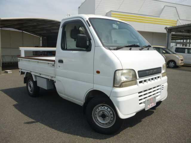 スズキ KUスペシャル 4WD MT5速