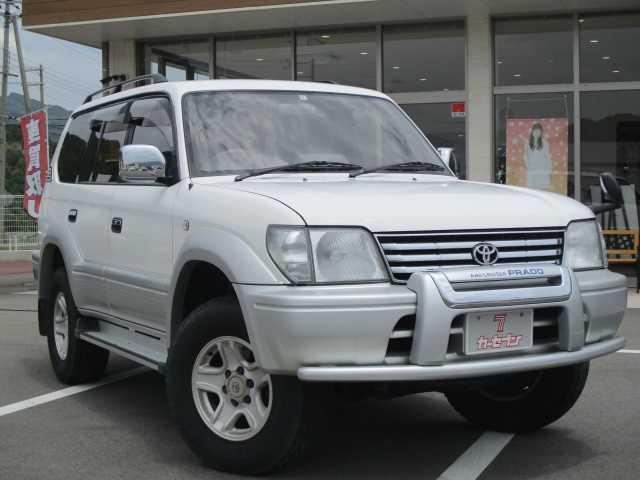 トヨタ TX LTD. ワイド 4WD 8人乗り 社外16インチAW