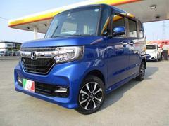 N BOXカスタムカスタム G・L Honda SENSING 4WD