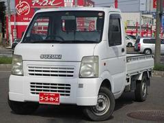 キャリイトラックKCエアコン・パワステ 4WD 1年間保証付き
