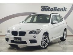 BMW X1xDrive20i M Sport 純正HDDナビ HID