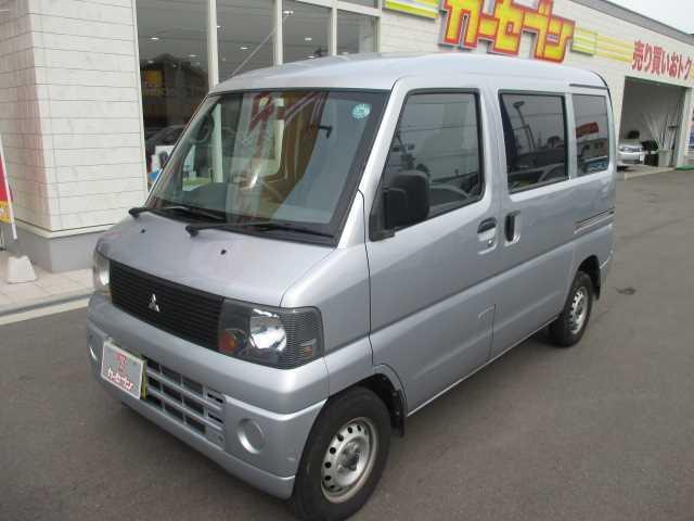 三菱 ハイルーフ CD 2/4人 2WD