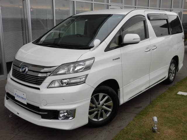 トヨタ X 4WD HV