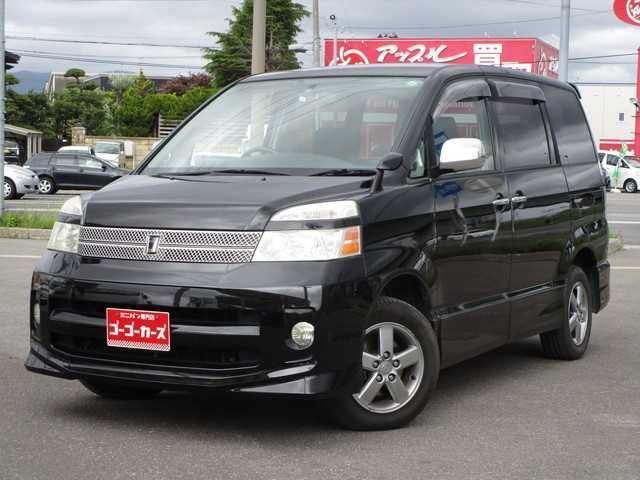 トヨタ Z 煌 8人 4WD 1年保証付き ワンオーナー