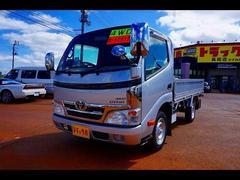 ダイナトラック1.25t 4WD FJL Sタイヤ 平ボディ