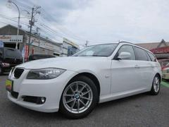 BMW320i RHD 純正ナビ サンルーフ 本革シート 純正AW