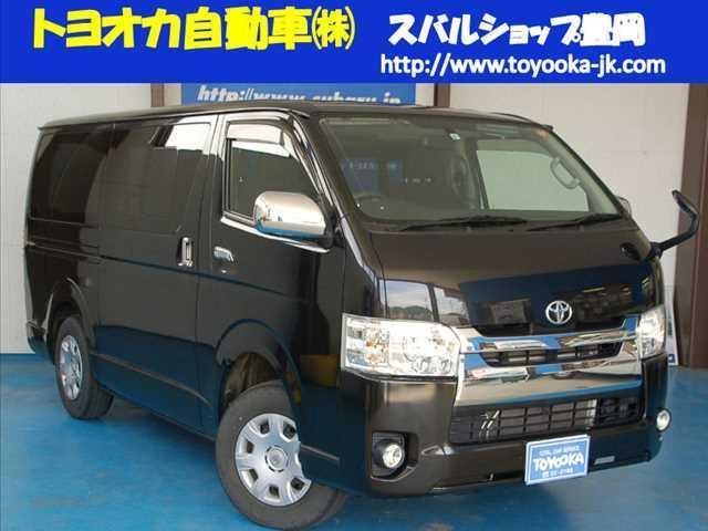 トヨタ スーパーGL 4WD ディーゼル
