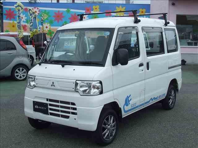 三菱 ハイルーフ CD 16.0kWh 4シーター 急速充電