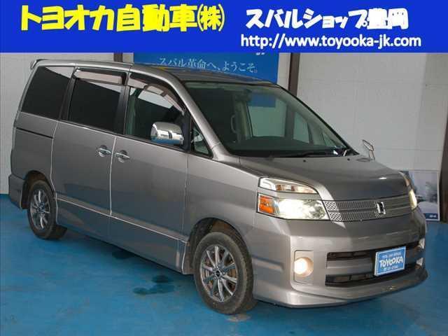 トヨタ Z 8人 4WD キーレス CDプレーヤー