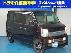 エブリイワゴンPZターボ 4WD