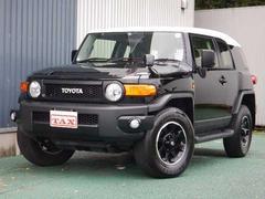 FJクルーザーブラックカラ−パッケージ 4WD