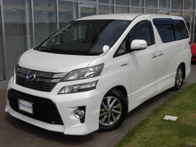 トヨタ ZR 4WD HV