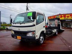 ダイナトラック3t FJL ワイド超ロング 車載キャリアカー