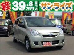 プレオF スペシャル マニュアル車 4WD
