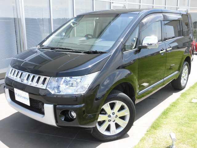 三菱 D-Premium 4WD