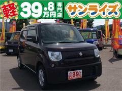 MRワゴンX 4WD プッシュスタート TVナビ