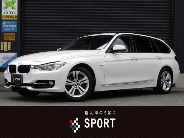BMW 320iツーリング スポーツ 純正ナビ アクティブクルーズ