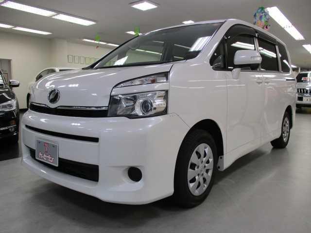 トヨタ X Lエディション 両側電動パワスラ純正ナビフリップ付1オナ