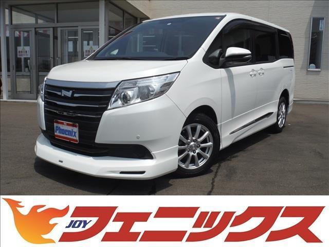 トヨタ Xサイドリフトアップシート装着車4WD純正SDナビ両側Pスラ