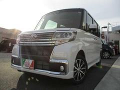 """タントカスタムX トップエディション""""SAIII"""" 4WD"""