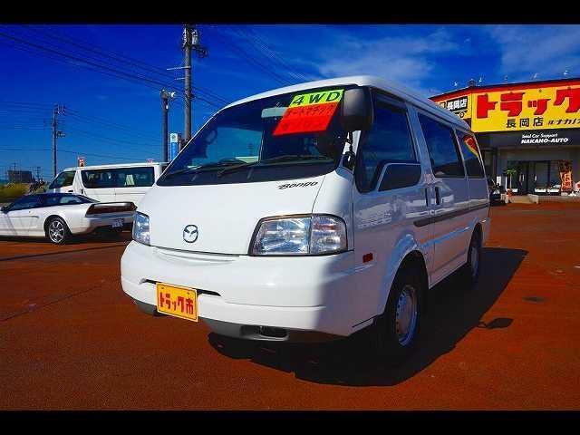 マツダ GL 0.95t 4WD 2/5人乗り 5ドア ガソリン