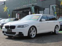 BMW523i Touring M Sport P ナビ ETC