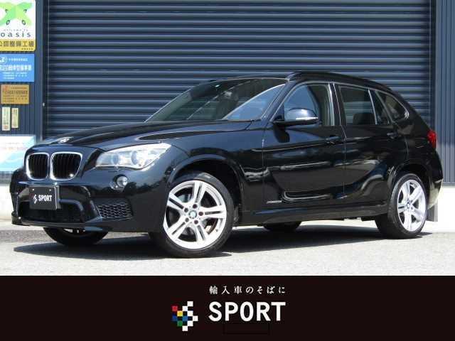 BMW xDrive 28i Mスポーツ 純正HDDナビ ETC