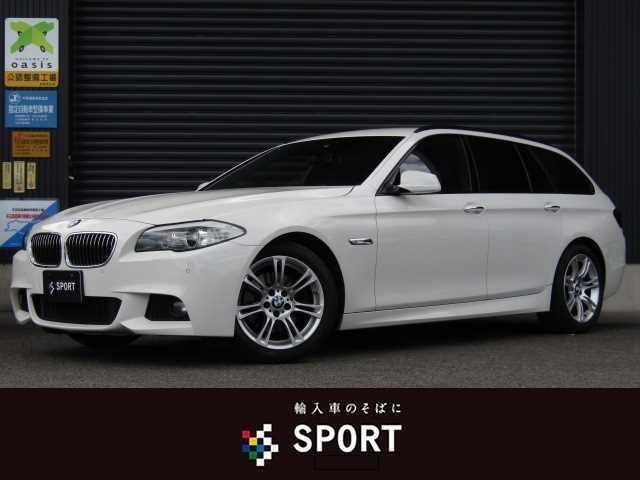 BMW 523iツーリング Mスポーツパッケージ フルセグ純正ナビ