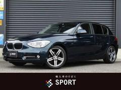 BMW116i スポーツ ナビ バックカメラ前後パークディスタンス