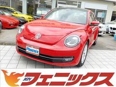 VW ザ・ビートルDesignLeatherPackageRHD ワンオーナー