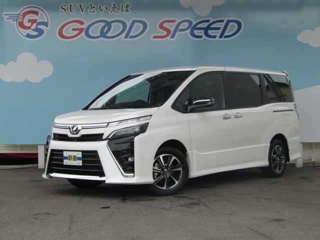 トヨタ ZS 煌 7人 新車未登録 トヨタセーフティセンス 両側電動