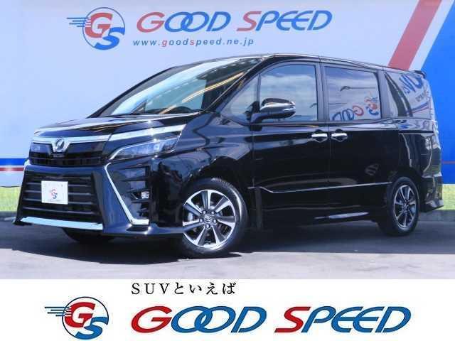 トヨタ ZS 煌 7人 新車未登録 セーフティーセンス LEDヘッド